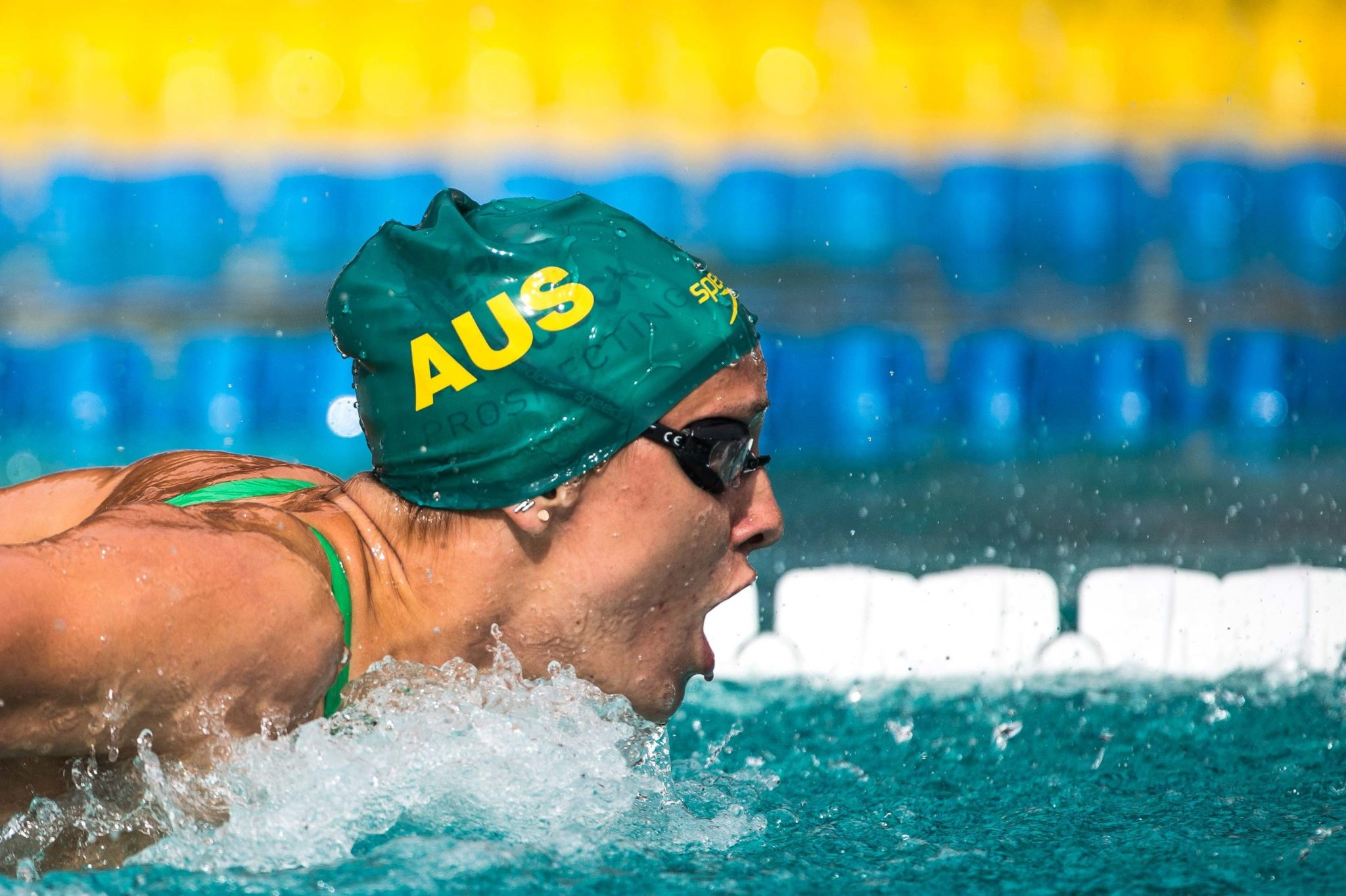 Aussie Olympic Medalist Maddie Groves to Join Team Elite in