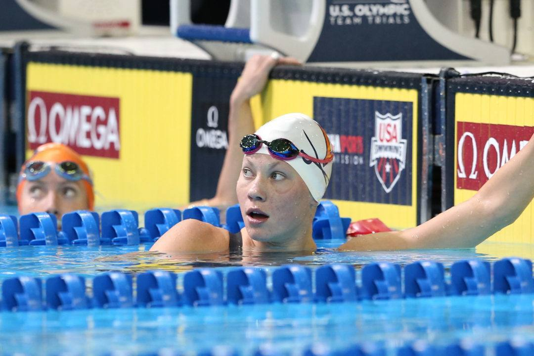 Jen Marrkand Drops 1:56.6 200 Fly as UVA Rolls Duke