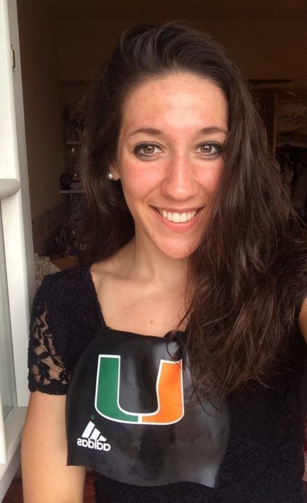 Italy's Leyre Casarin Verbally Commits to Miami Hurricanes for 2017