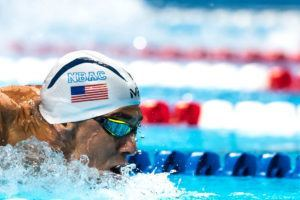 Epic Swims: Michael Phelps Wins Gold, Breaks WR in 200 IM at 2007 Worlds