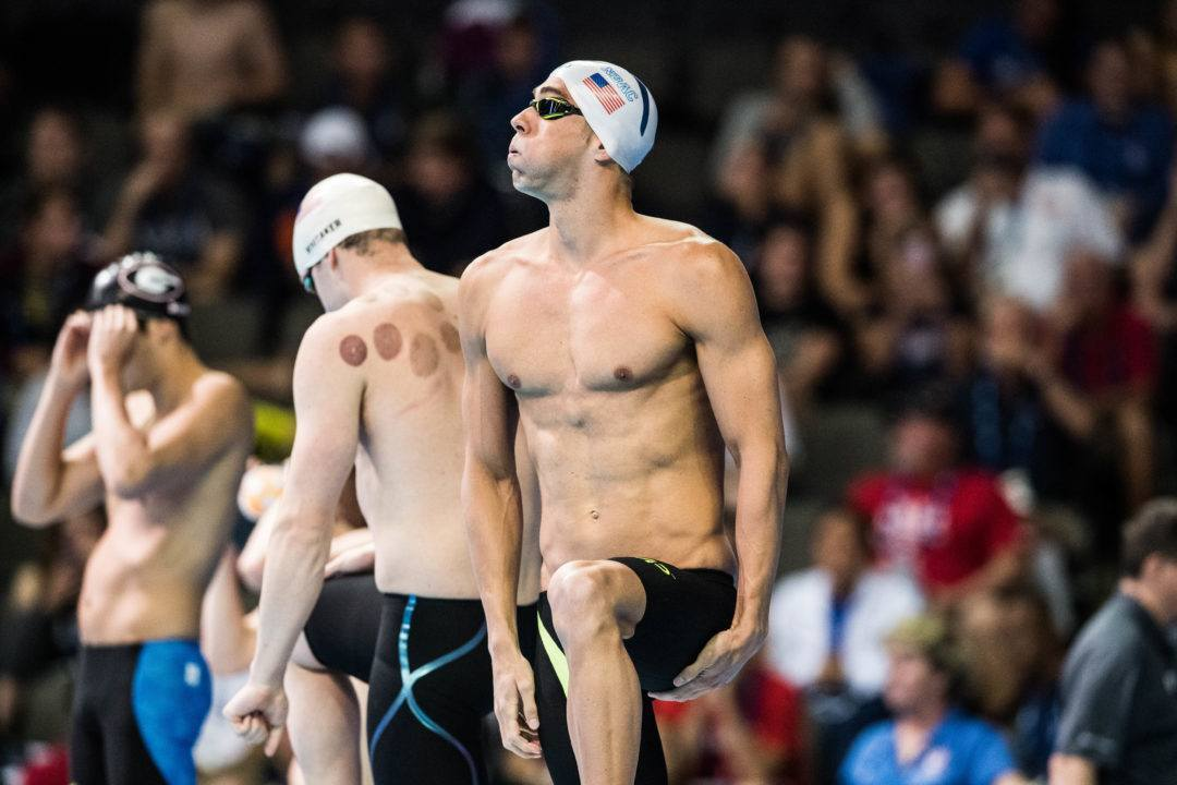 Day 4 Relay Lineups: Phelps In, Conger Out On U.S. 800 Free Relay