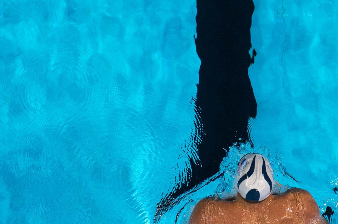 SwimMom Musings: The Invisible