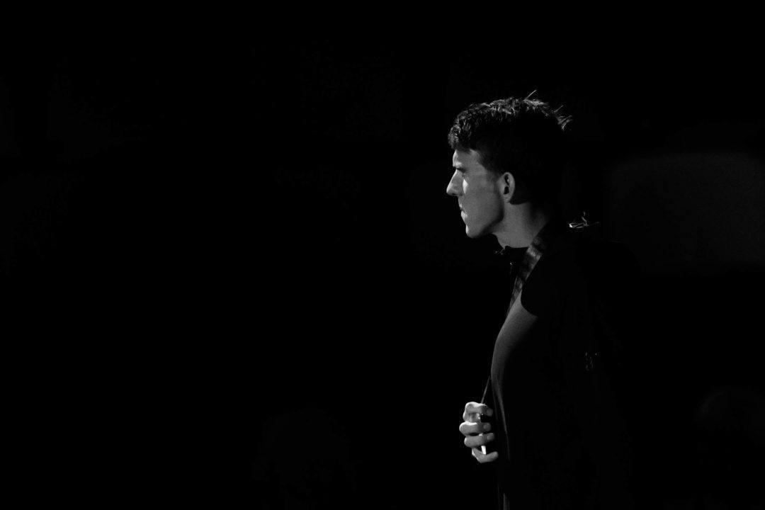 Michael Phelps nella Campagna di Consapevolezza degli stati di ansia