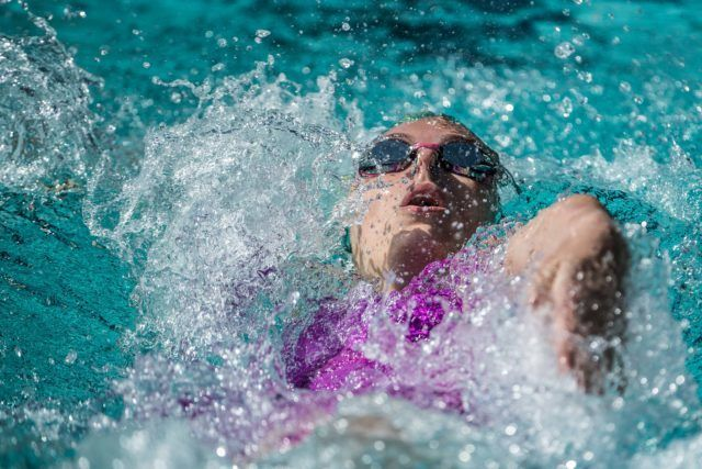 Minna Atherton Breaks Aussie, Commonwealth, Oceania SCM 100 BK Records - SwimSwam