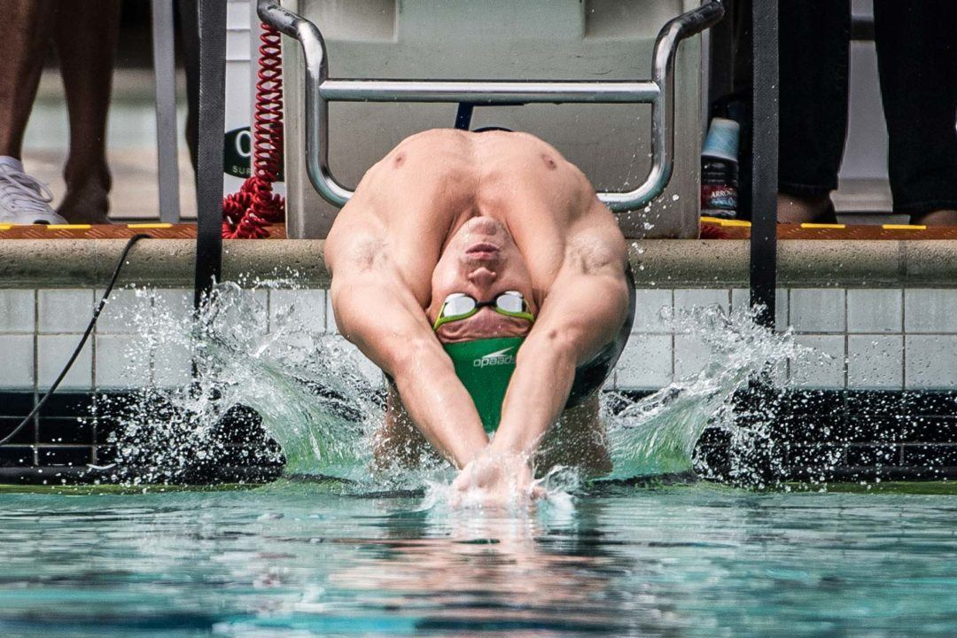 2016 Rio Olympic Preview: Larkin Looks To End US Dominance In 200 Back