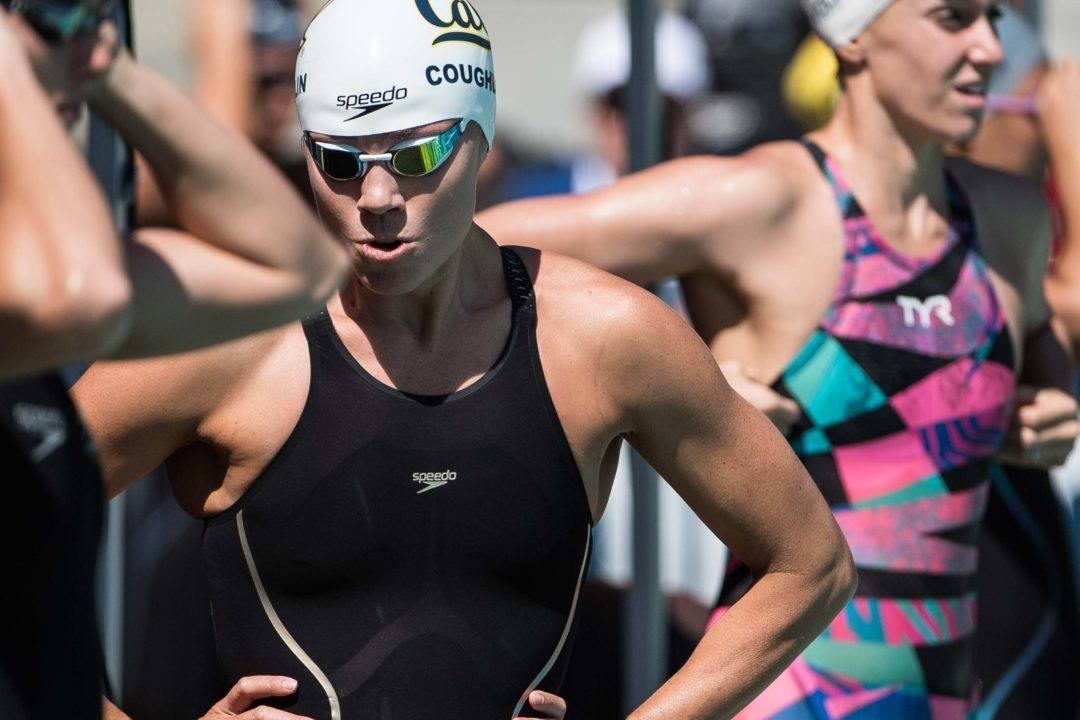 Natalie Coughlin Comments on her ISL Involvement Moving Forward (Video)
