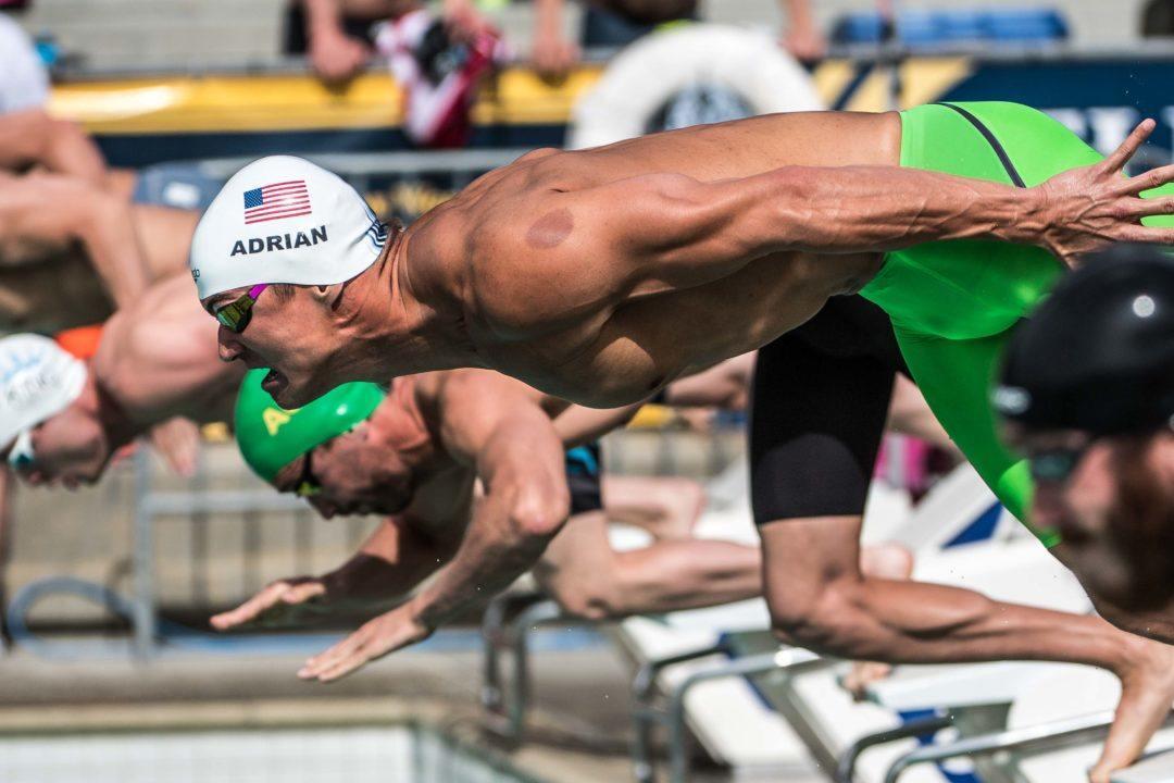 2016 Arena Pro Swim Series – Santa Clara: Day 2 Prelims Live Recap