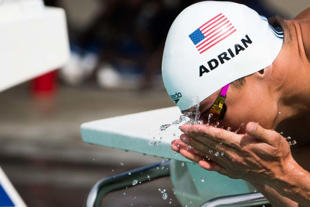 Nathan Adrian Discusses Ryan Lochte In Huffington Post Profile