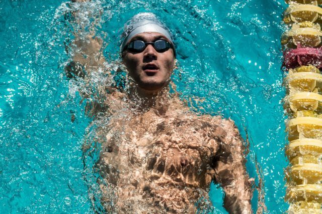 Nathan Adrian (photo: Mike Lewis)
