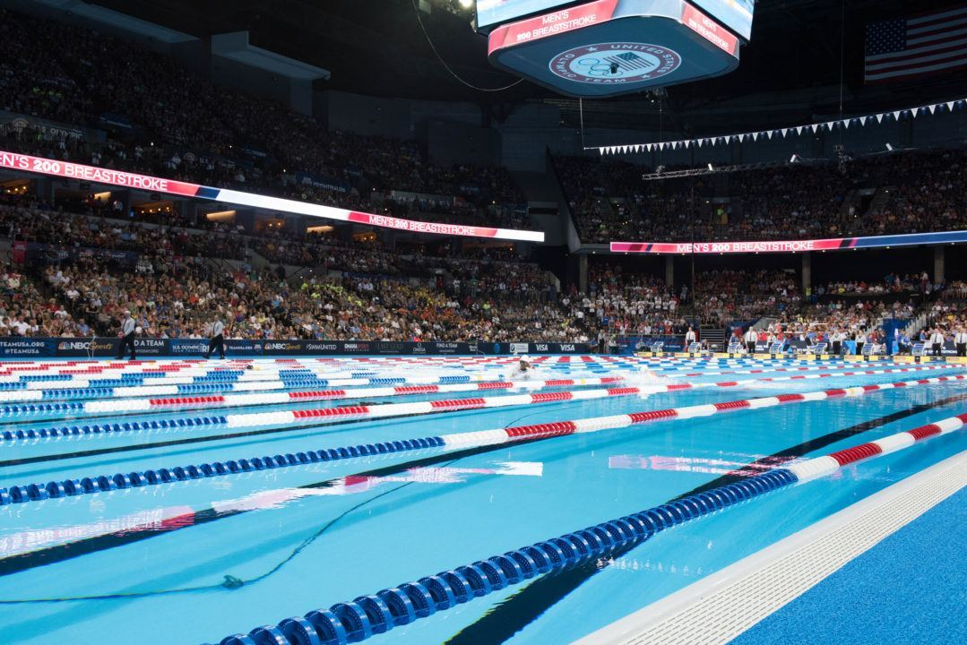 1,131 Swimmers Qualified For US Olympic Trials As We Enter 2020