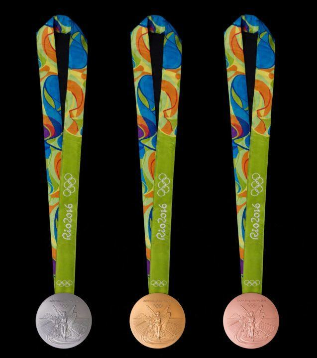 The Monetary Worth of the 2016 Rio Olympic Medals