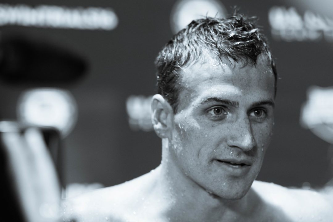 IOC Says No Further Sanctions Coming Against Ryan Lochte