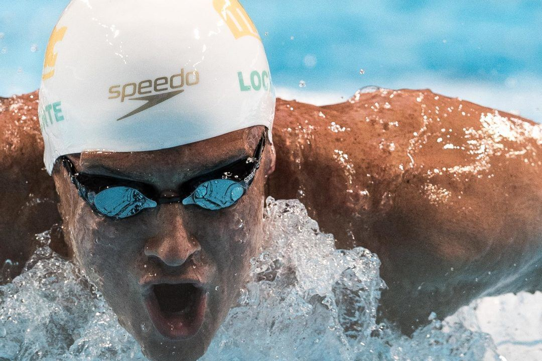 Additional Sponsors Part Ways With Ryan Lochte