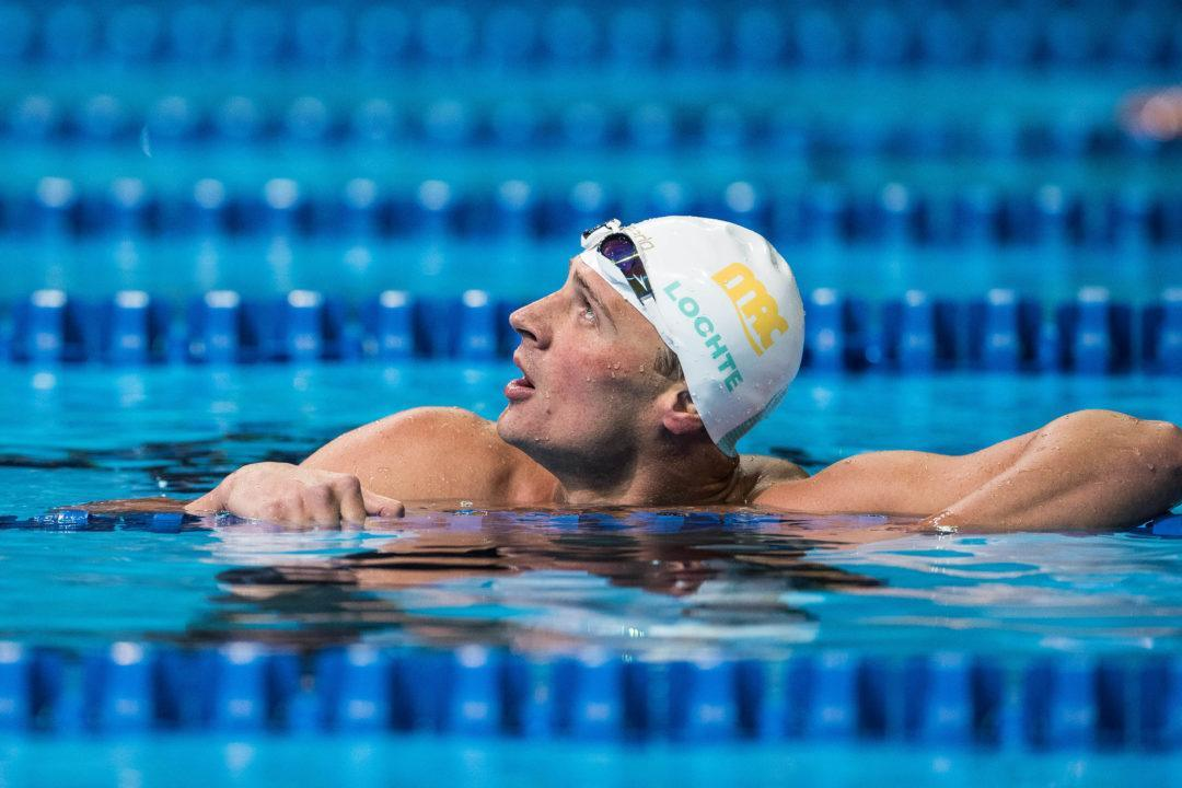 WATCH Ryan Lochte Break Masters National Record with 47.7 100 IM