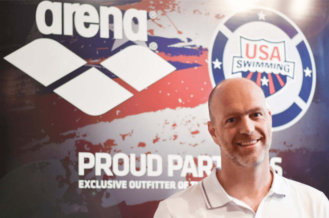 Olympian Mark Pinger appointed General Manager of arena North America