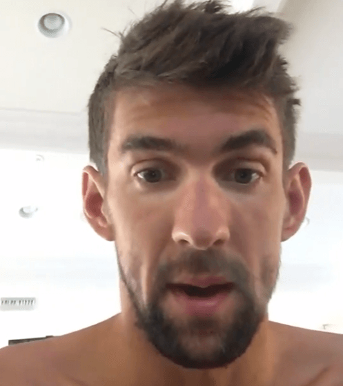 Phelps Says 200 Free 'Doubtful' In Father's Day Video
