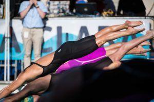 Bea Gómez Logró la Marca 'A' de FINA en el 200 Estilo Individual