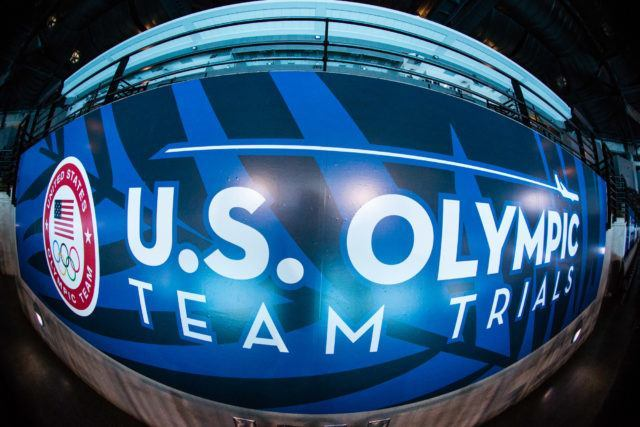 2016 US Olympic Trials venue, courtesy of Tim Binning, theswimpictures.com