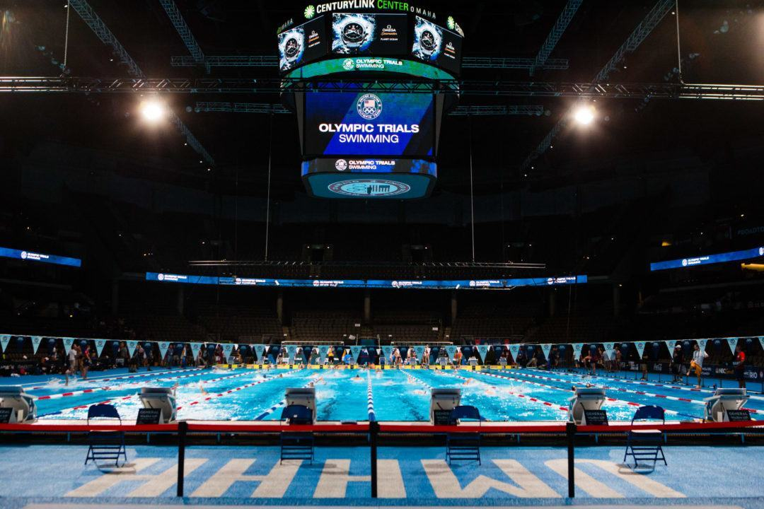 SwimSwam Pulse: Olympic Trial Cuts Mostly Match Expectations
