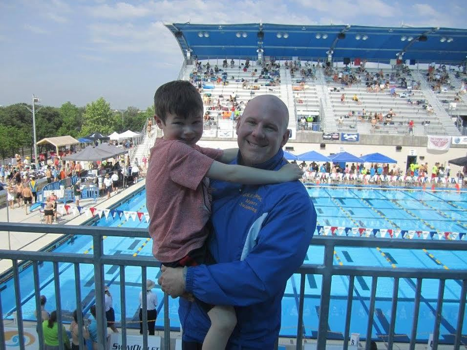 Masters Swimming – Why do I coach?