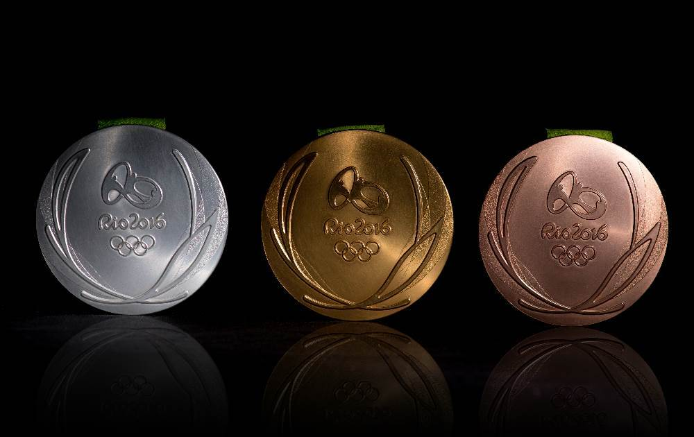 '6-7%' Of Rio Medals Falling Apart