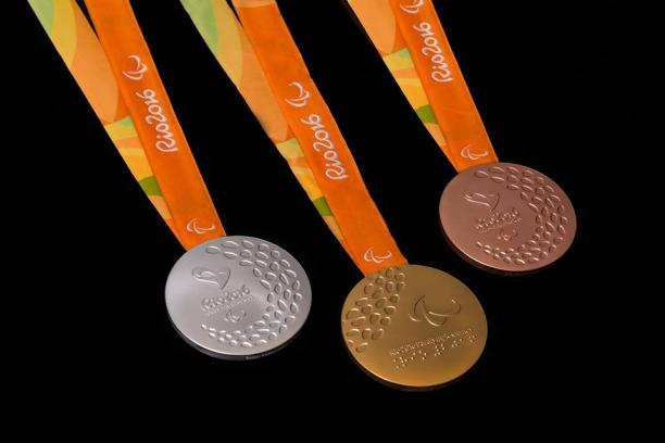 Rio 2016 Paralympic Medals to Feature Technology for Visually Impaired