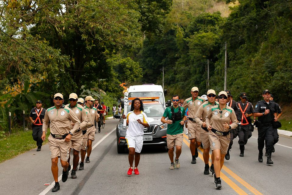 Rio Torch Relay Day 89: Four More Cities On The Way To Rio