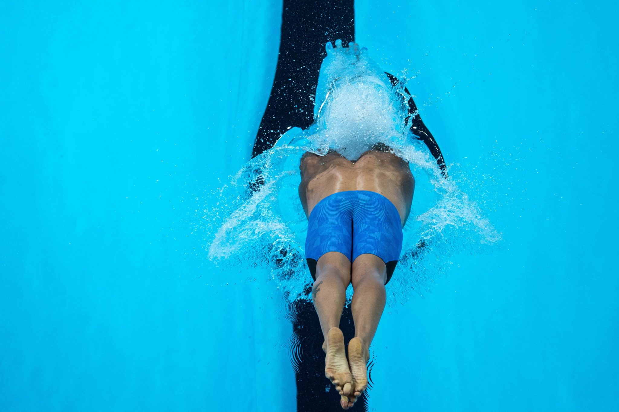 """The Ballad of Anthony Ervin """"The Sprinter With No Start"""""""