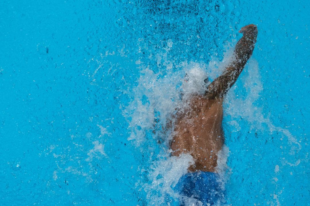 FINIS Set of the Week: A Sprinter's Way to Close Out a Workout