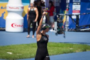 Italy Claims European Open Water Trophy Over French, Dutch