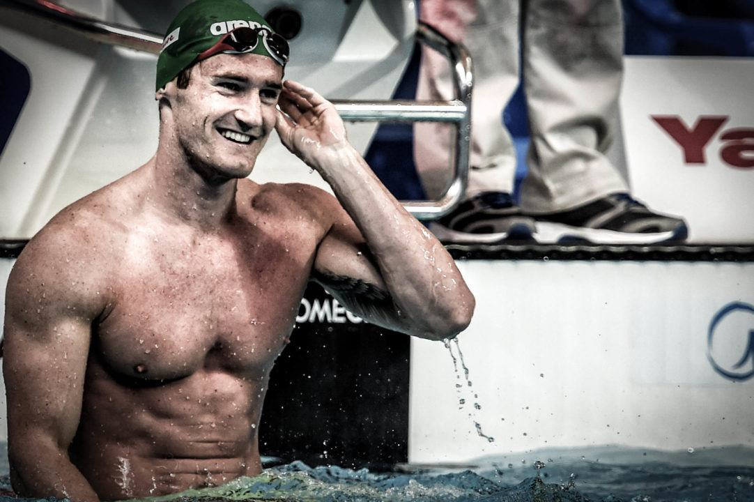 Van Der Burgh Clocks 59.7 100 Breast, Brown & Le Clos Showdown Looming