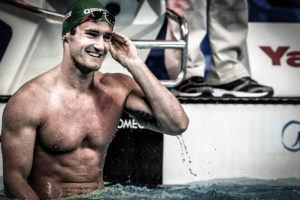WATCH: Cameron van der Burgh Resets 50 Breast World Record In Rome