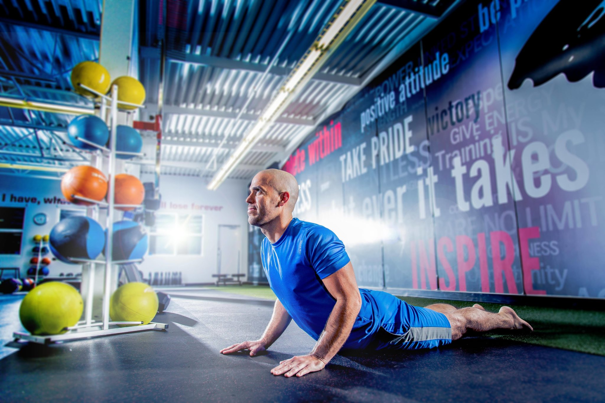 Yoga for Swimmers: Mobility and Strength for an Efficient Butterfly