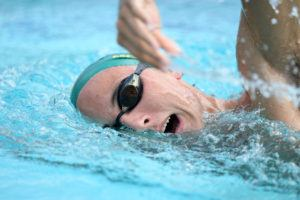 McEvoy in training at Auburn (photo: Delly Carr / Swimming Australia Ltd.)