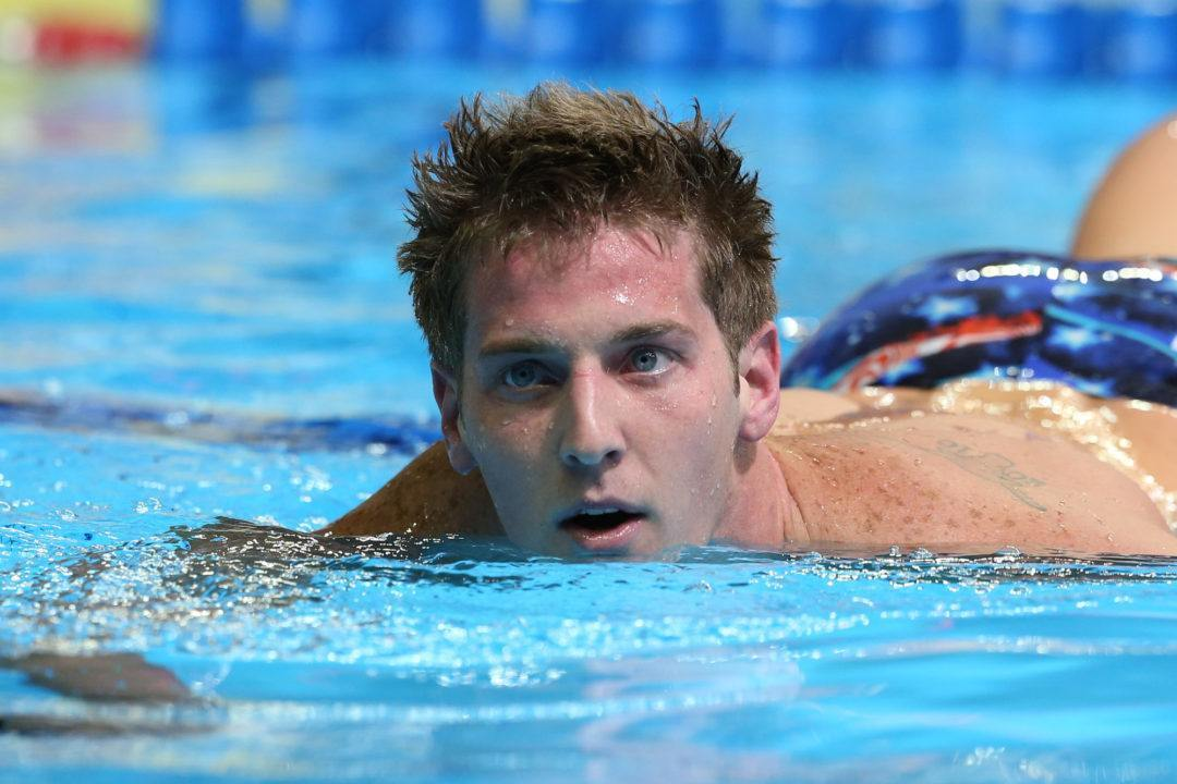 Jimmy Feigen A Surprise Entrant At U.S. Nationals