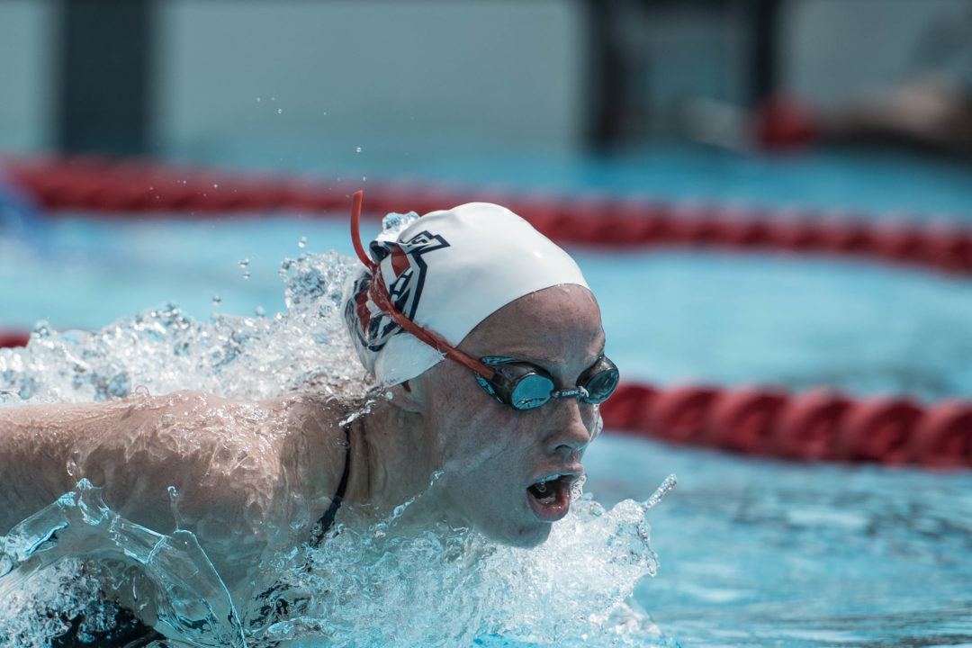 Meet the 2016 USA Olympic Swim Team: Hali Flickinger