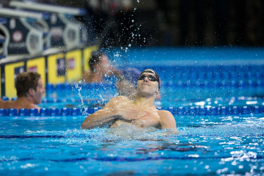 Meet the 2016 USA Olympic Swim Team: Ryan Held