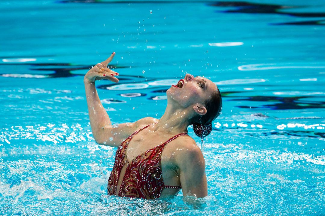 Pan Am Games Champs Canada Left Out of Synchro Olympic Team Event