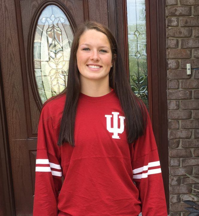 ACAD's Kendall Hermann Commits to Indiana University for 2017