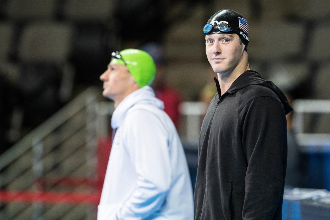 Lochte, Feigen Time-Trial 100 Free on Sunday Morning in Omaha