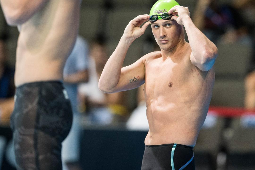 """Marsh On Lochte Rio Incident: """"I Don't Think The End Is Finished Yet"""""""