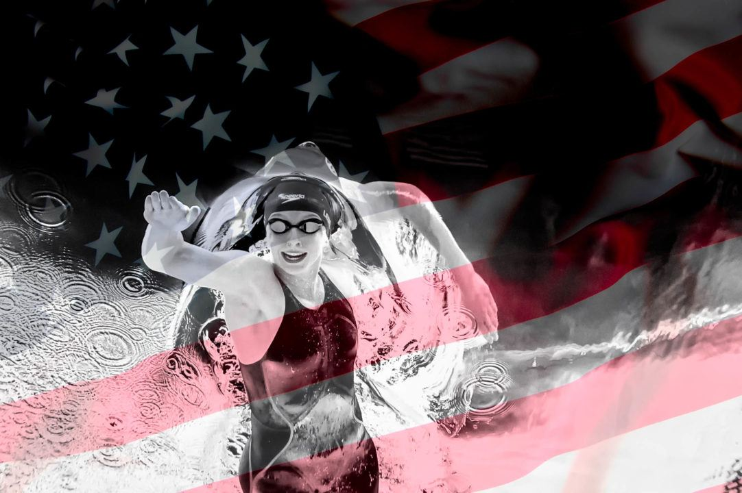 Katie Ledecky Belongs With Bob Beamon and Secretariat