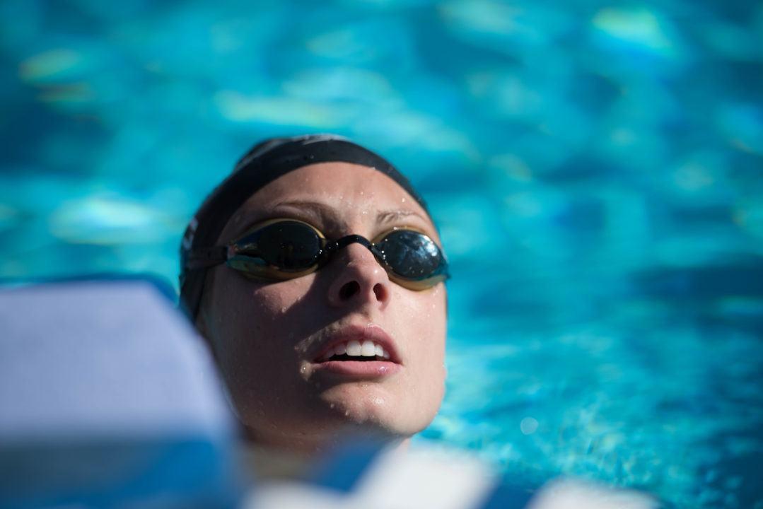 Katie Meili Breaks American Record in 100 Breaststroke (Technically)