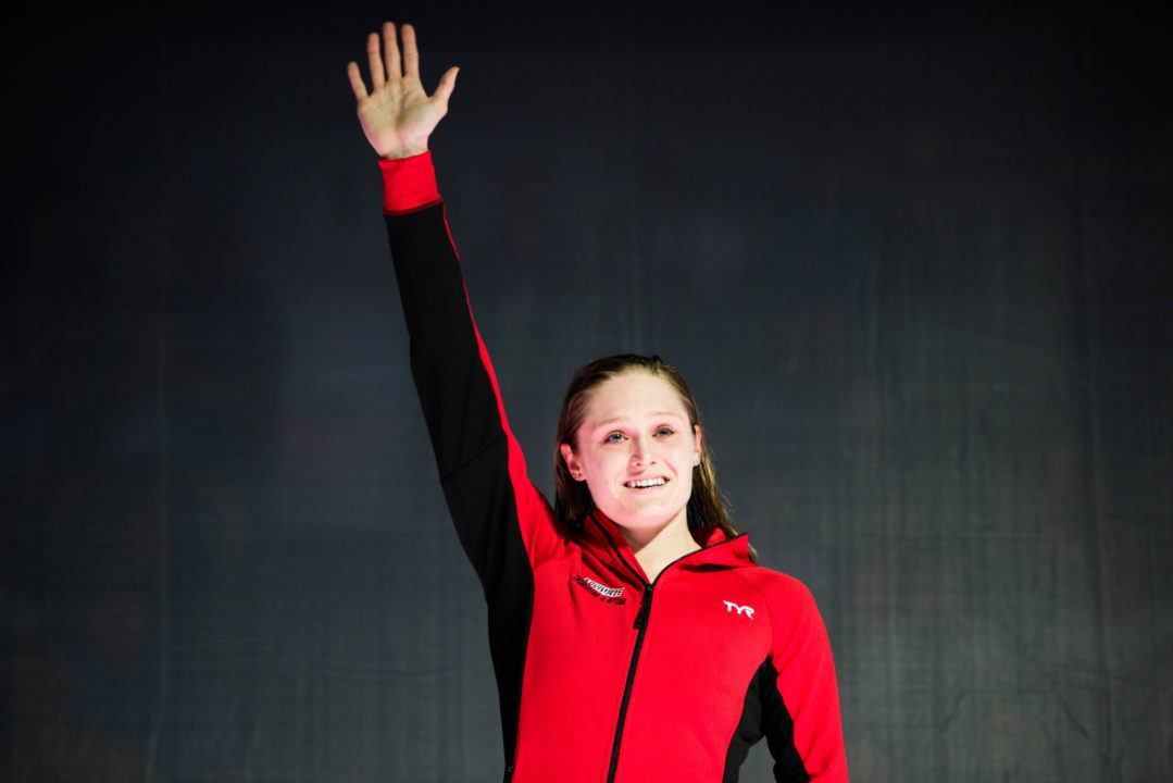 Swimming's TopTenTweets: Kelsi Dreamed Big, Went Bigger