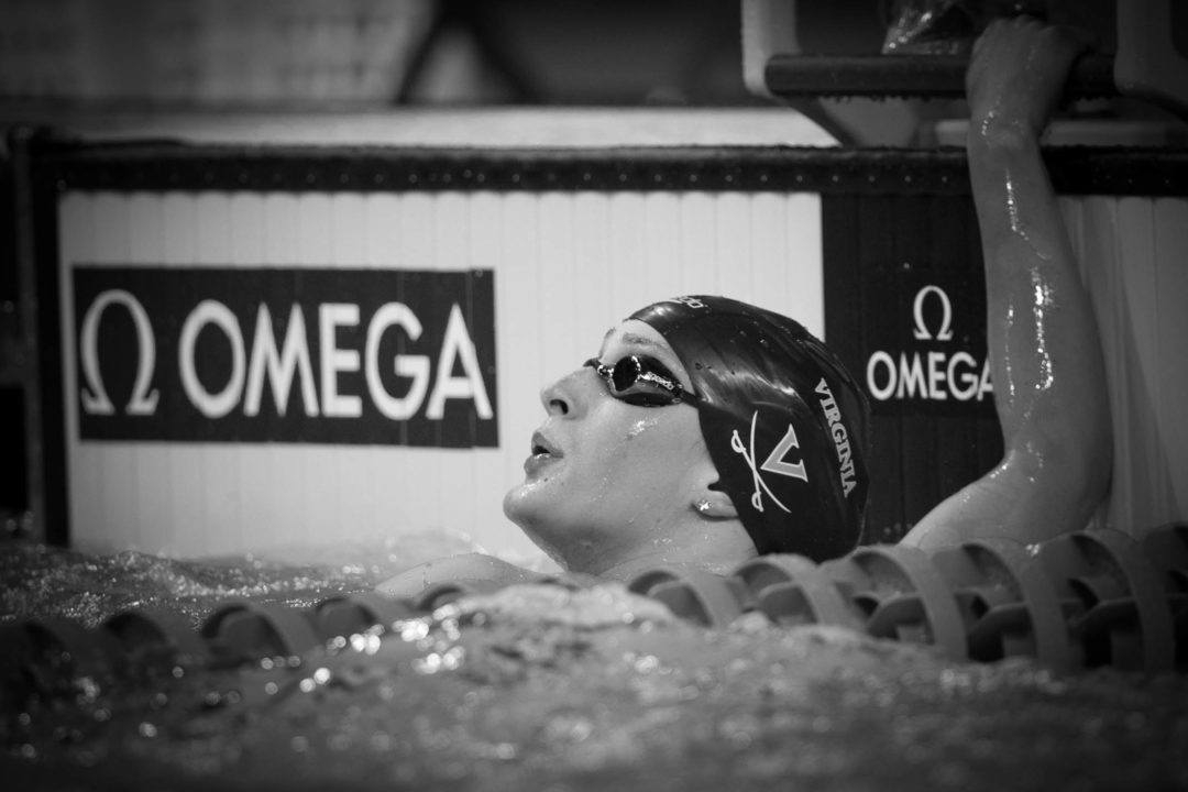 Leah Smith Downs 3 Pool Records as Virginia Beats Duke