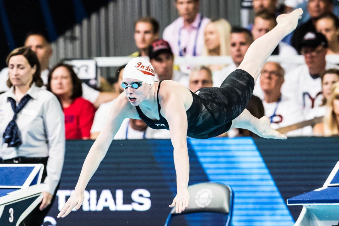 2017 Women's Big Ten Championships: Day 3 Prelims Live Recap