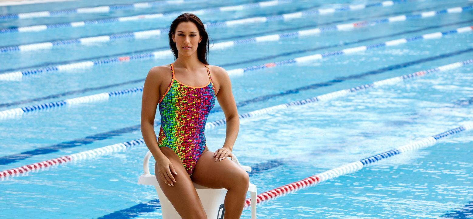Aussie Olympian Blair Evans Signs with Funkita Swimwear