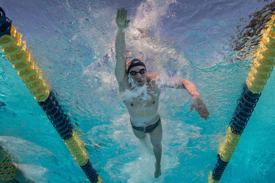 After Confusion with His NOC, SwimMAC's Marko Blazevski to Swim in Rio