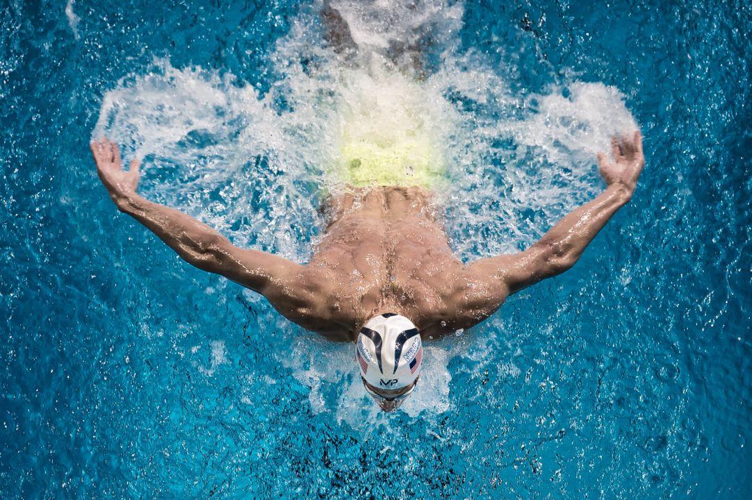 Swim - Magazine cover