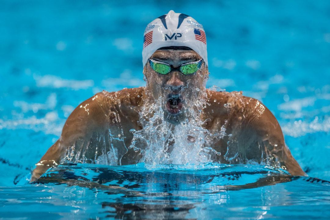 MP Swim Tips by Bob Bowman: Breast Kick-Kick-Pull